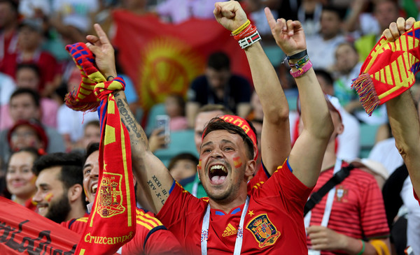 Spain v Marocco tips