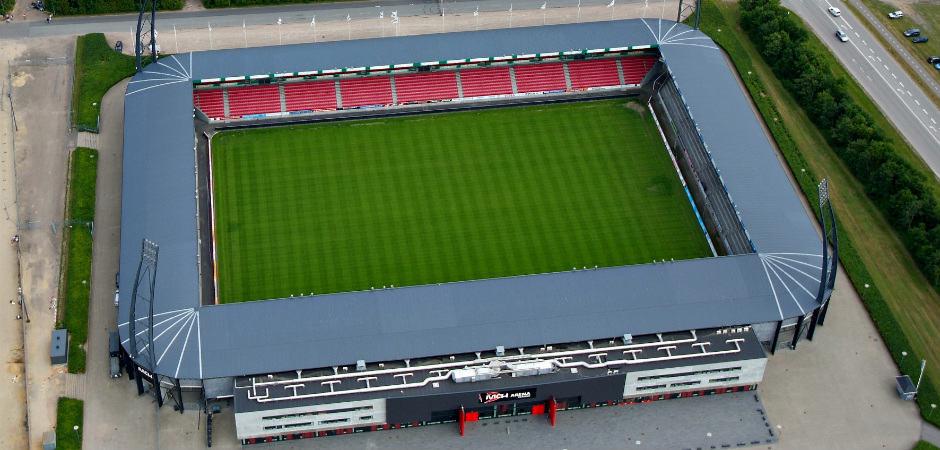 Midtjyland stadium