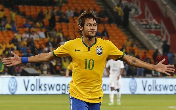 Brazil neymar picks
